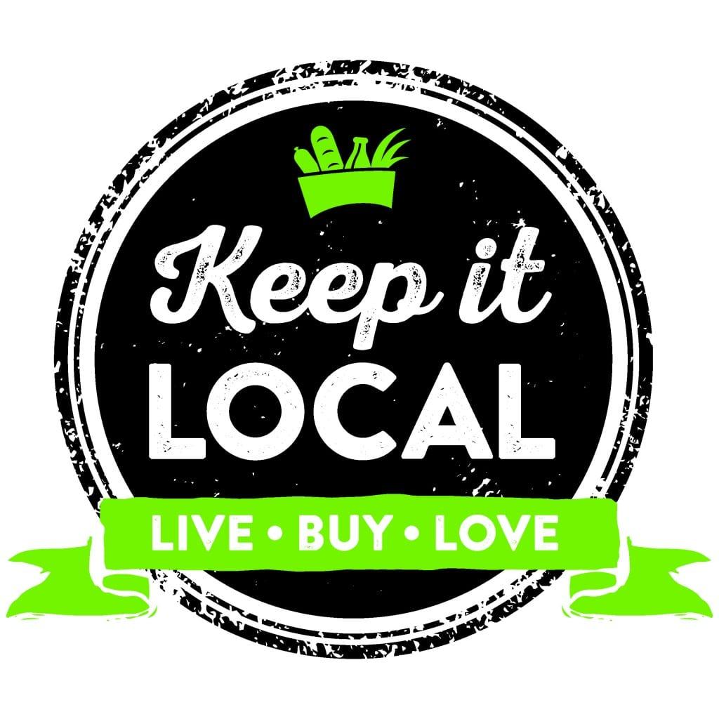 East of England Keep it Local logo