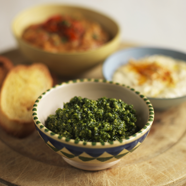 Wild Garlic Pesto