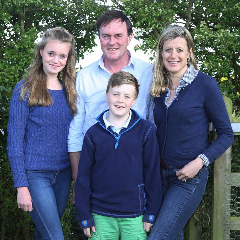 Sam, Clare, Lottie & Harry Fairs